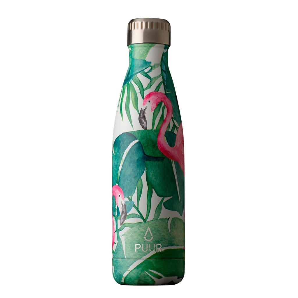 Puur Bottle Flamingo 500 ml