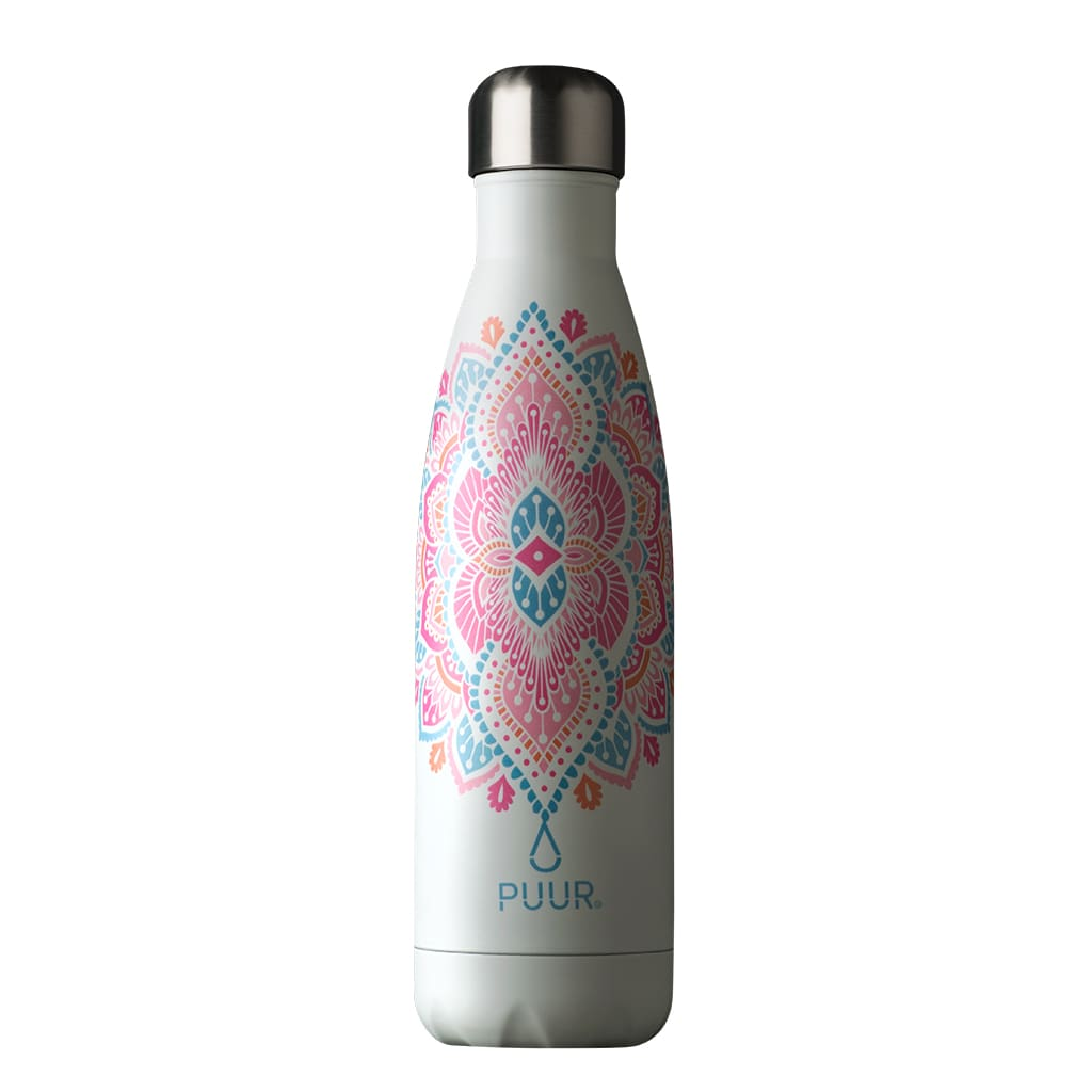 Puur Bottle Mandala 500 ml