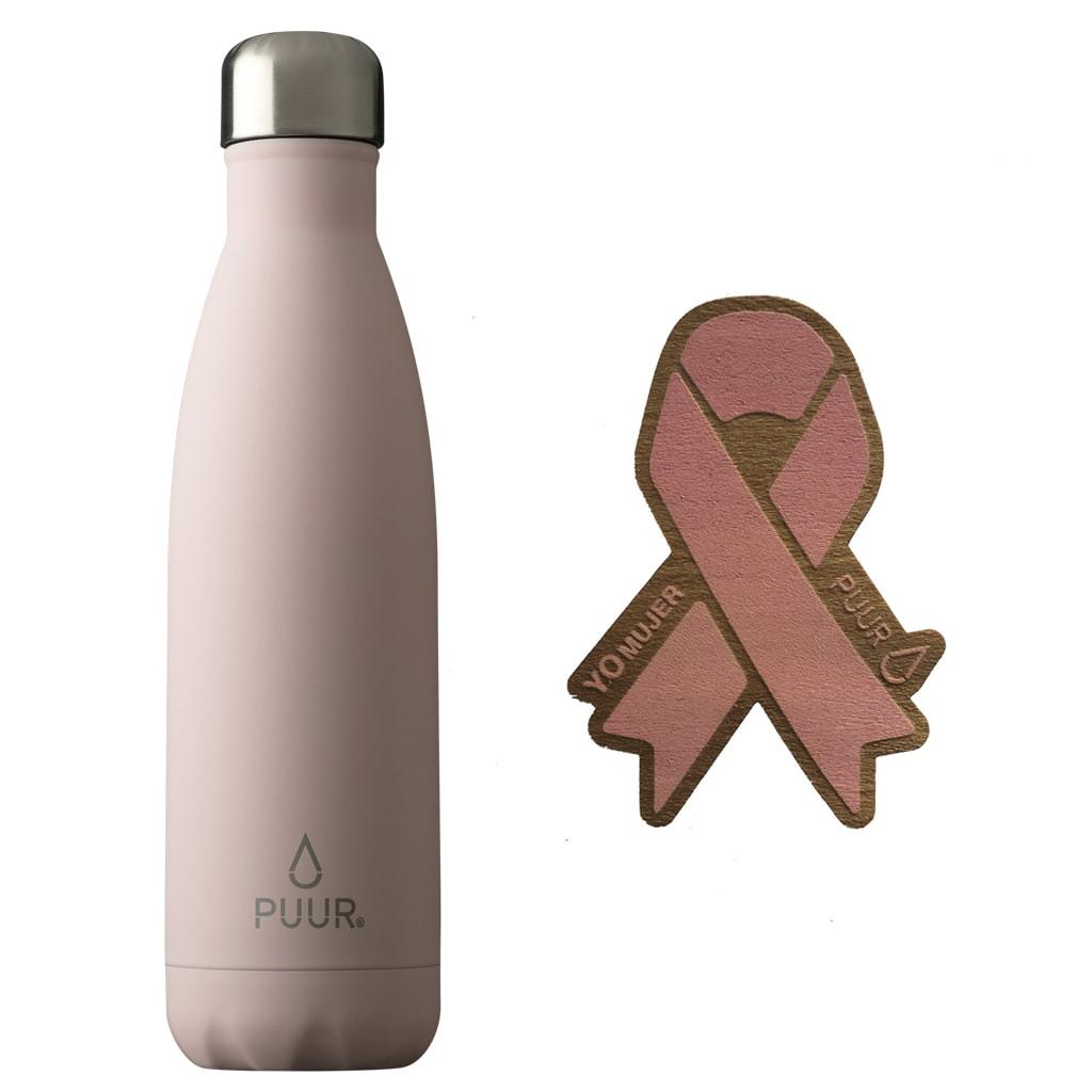 Puur Bottle Pink 500 ml