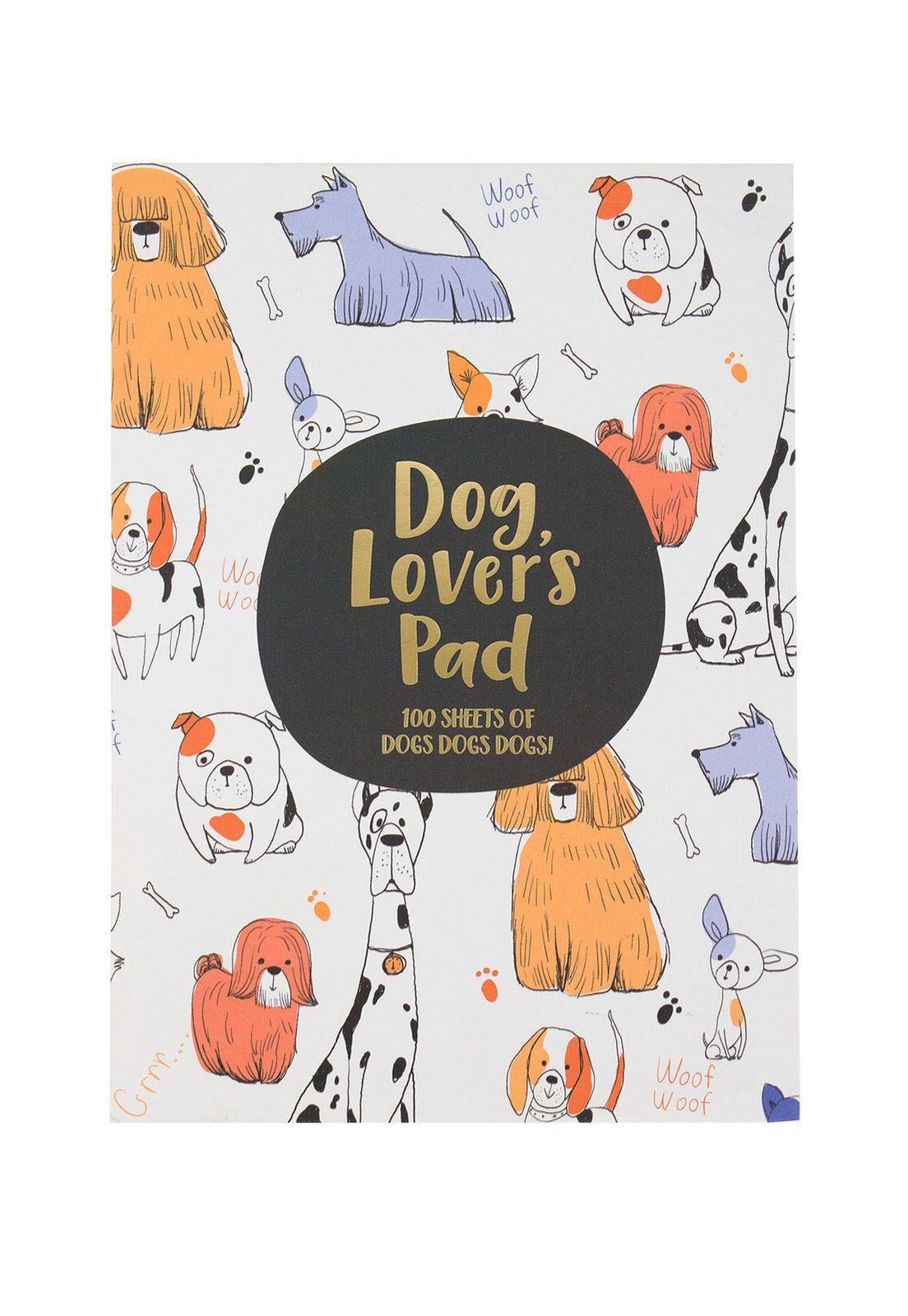 Lover's Pad Dog 12x17cm