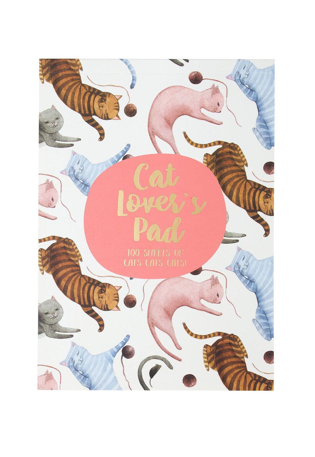 Lover's Pad Cat 12x17cm