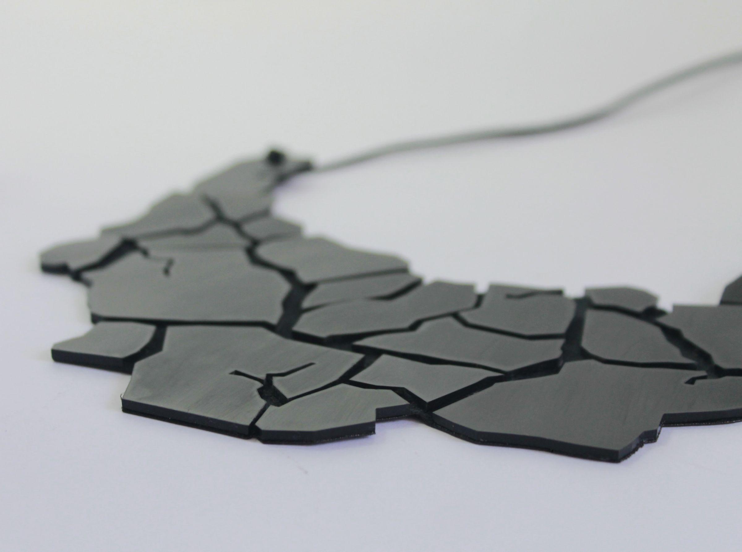 collar tierra seca - STUDIO LAMA