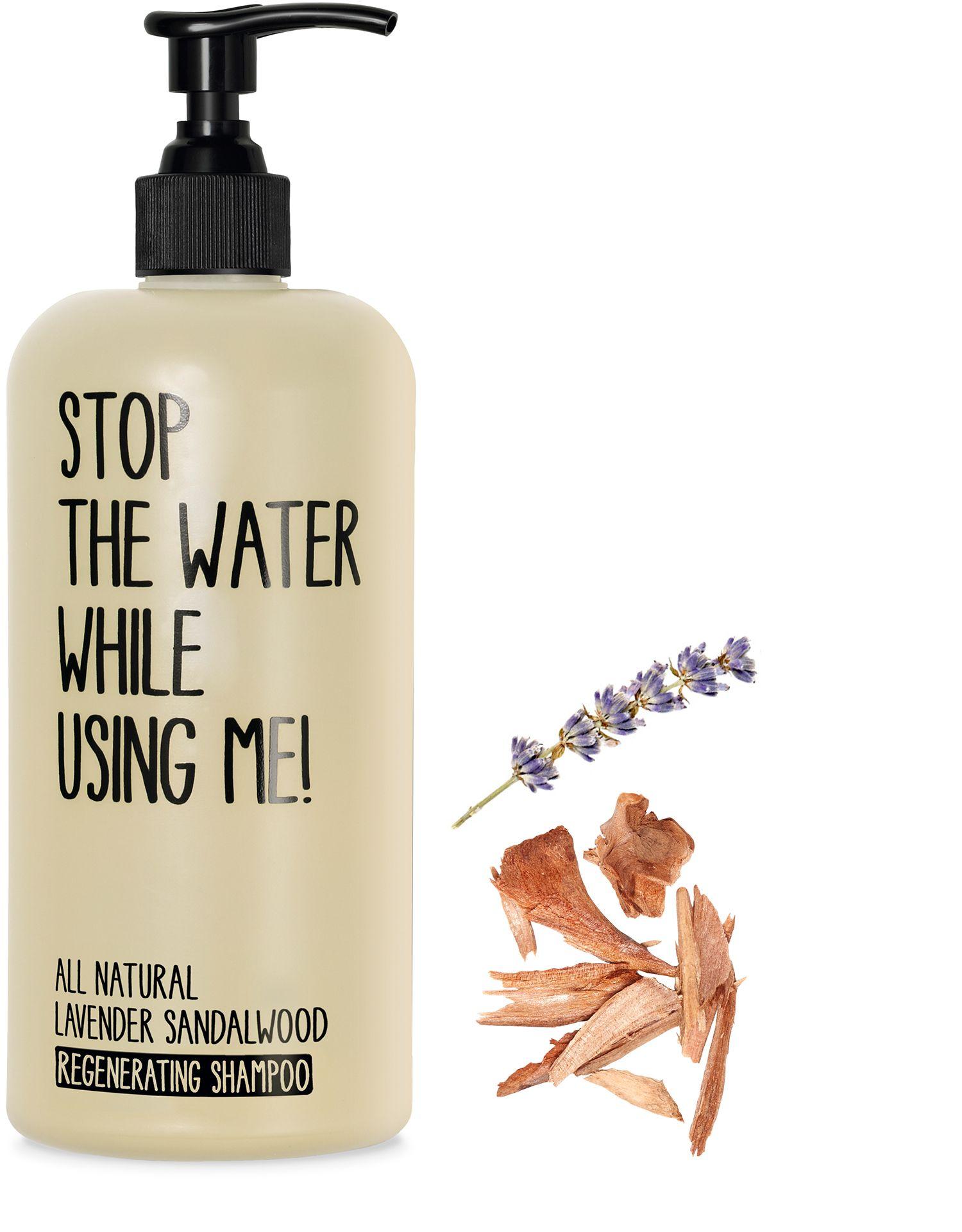Regenerante Lavanda y Sándalo Shampoo 500 ML