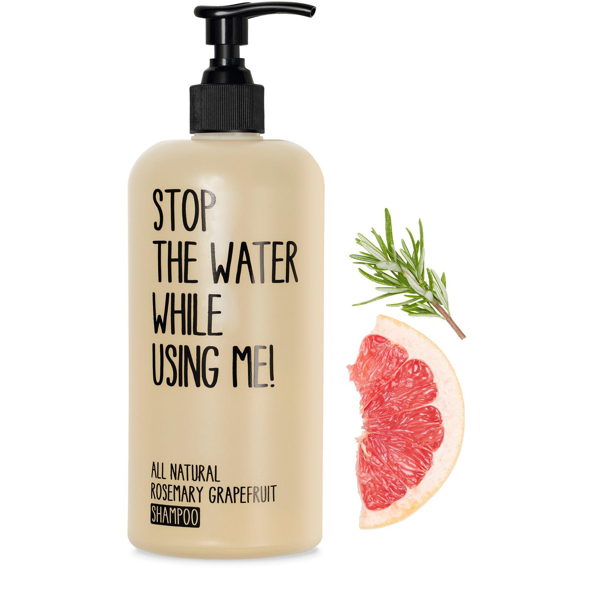 Shampoo Romero y Pomelo 200 ml