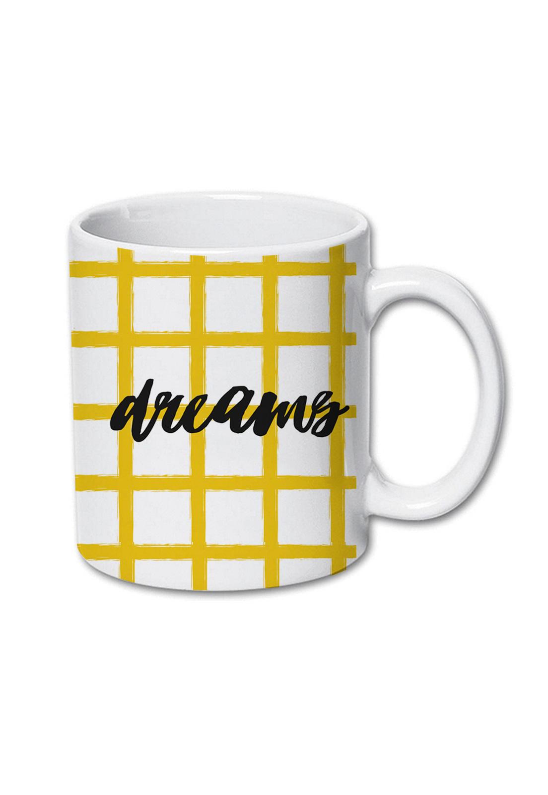 Tazon Dreams amarillo