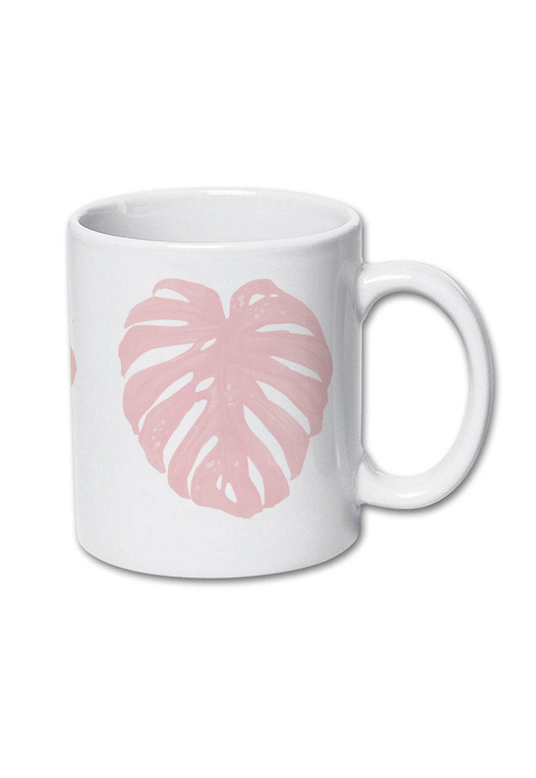 Tazon Filodendro rosado