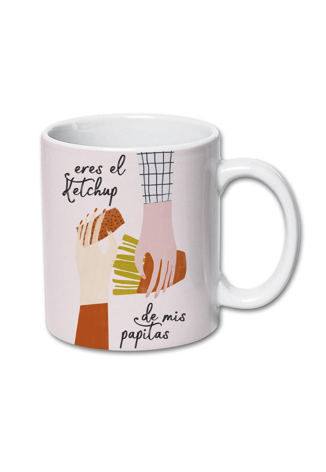 Poster Eres el Ketchup