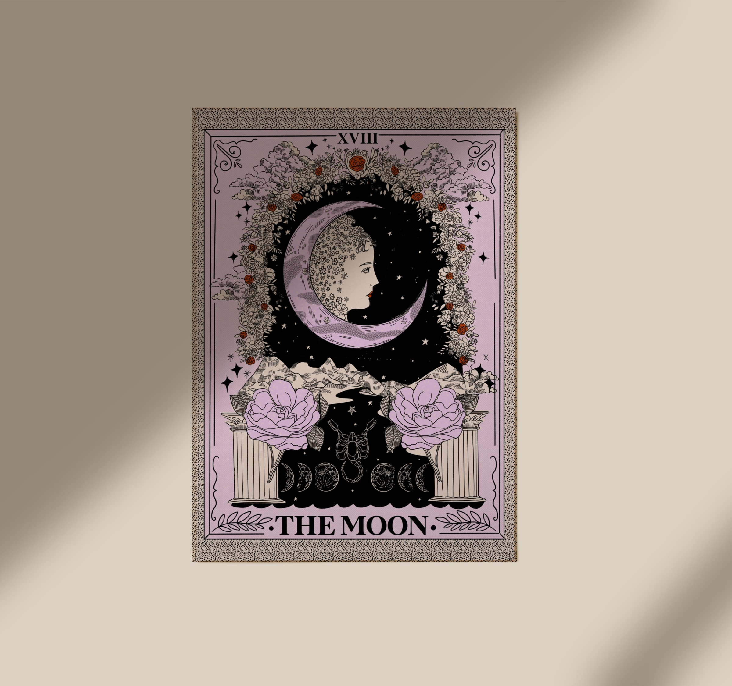 LAMINA THE MOON