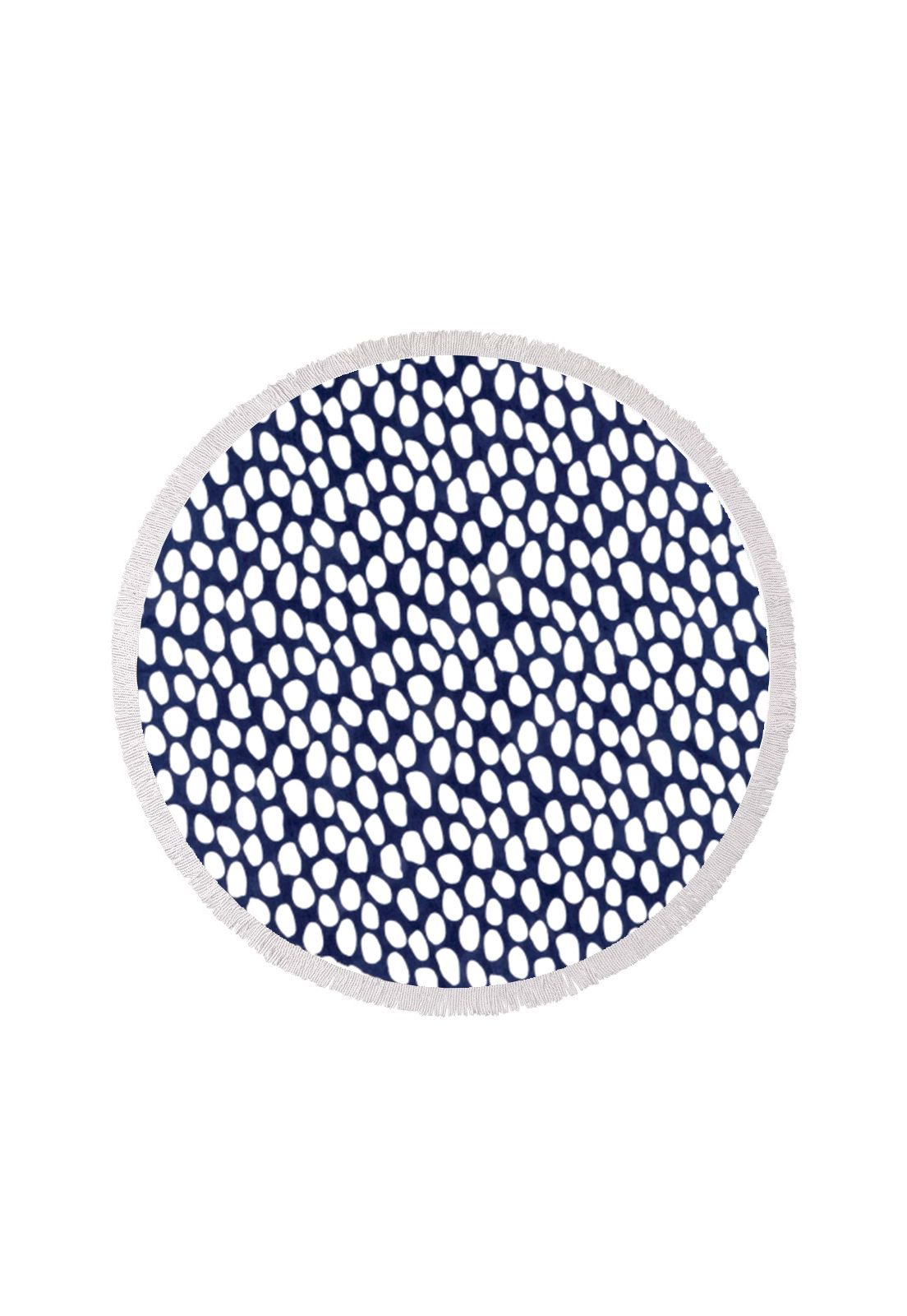 Toalla Dots Blue