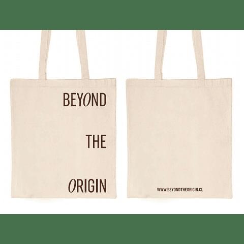 Tote Bag-BEYOND THE ORIGIN