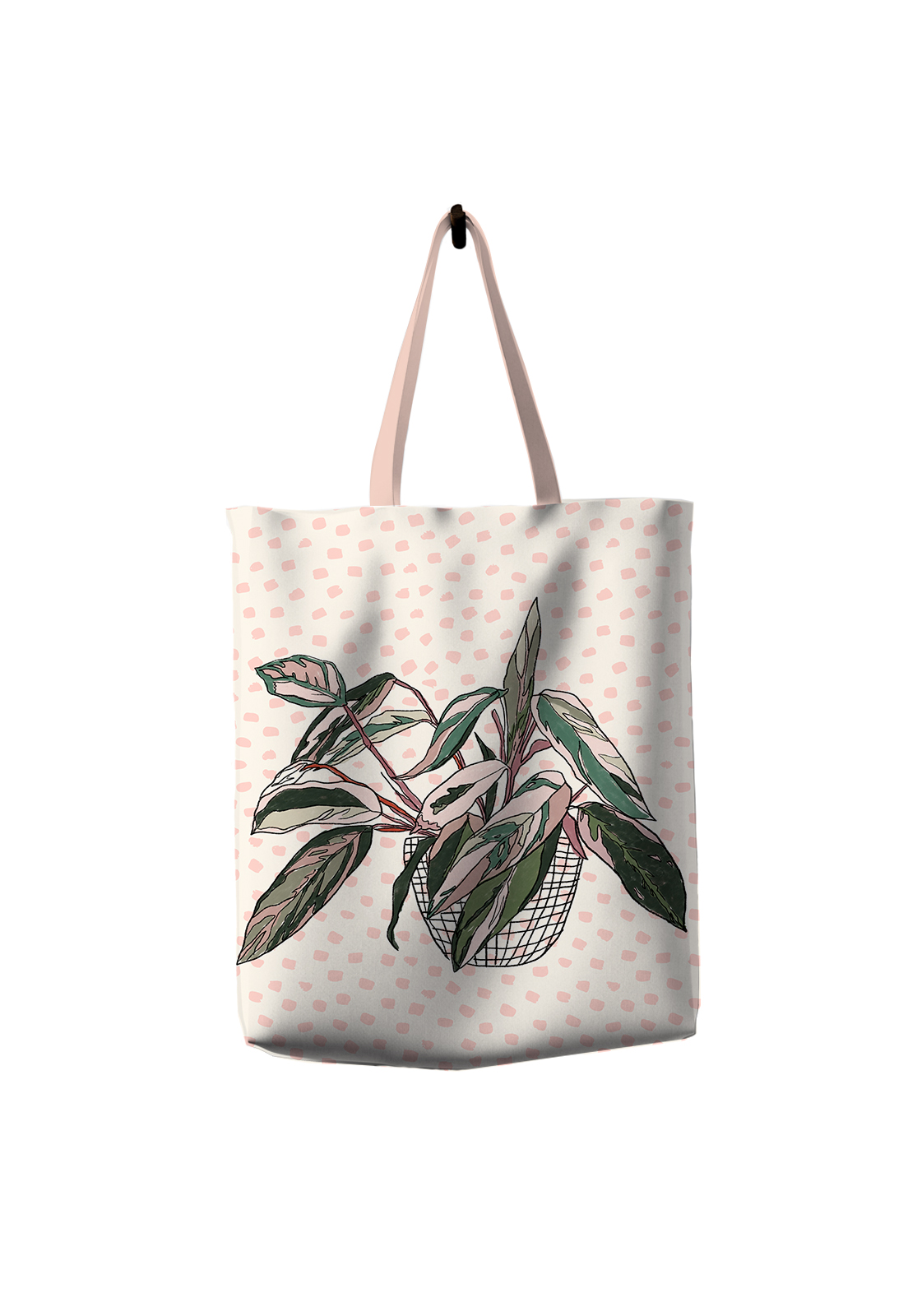 Tote Bag Calathea