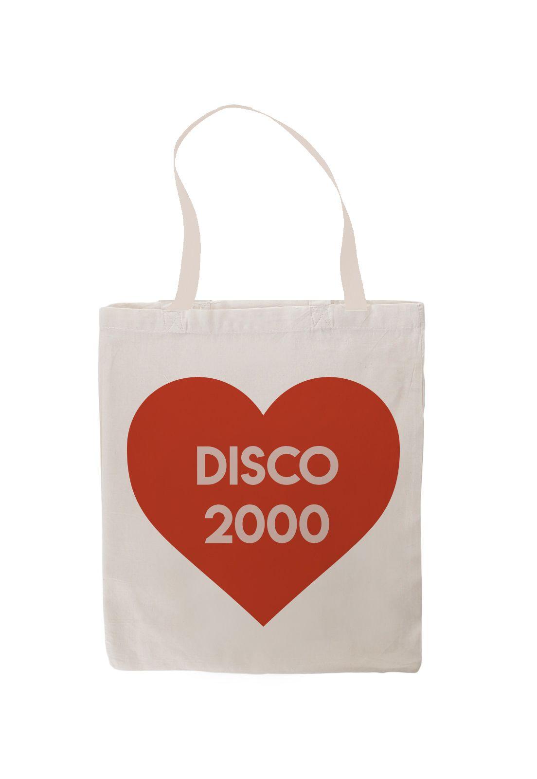 Totebag Disco 2000 PULP