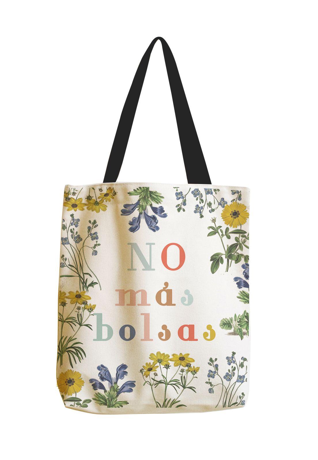 Tote Bag No Mas Bolsas