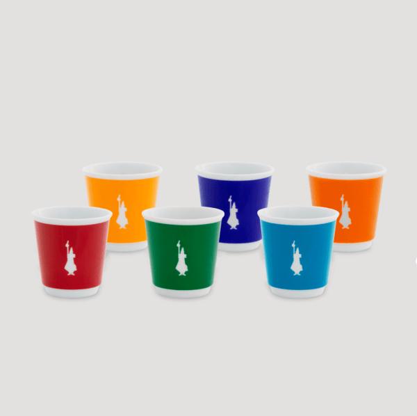 Bialetti set de vasos pop