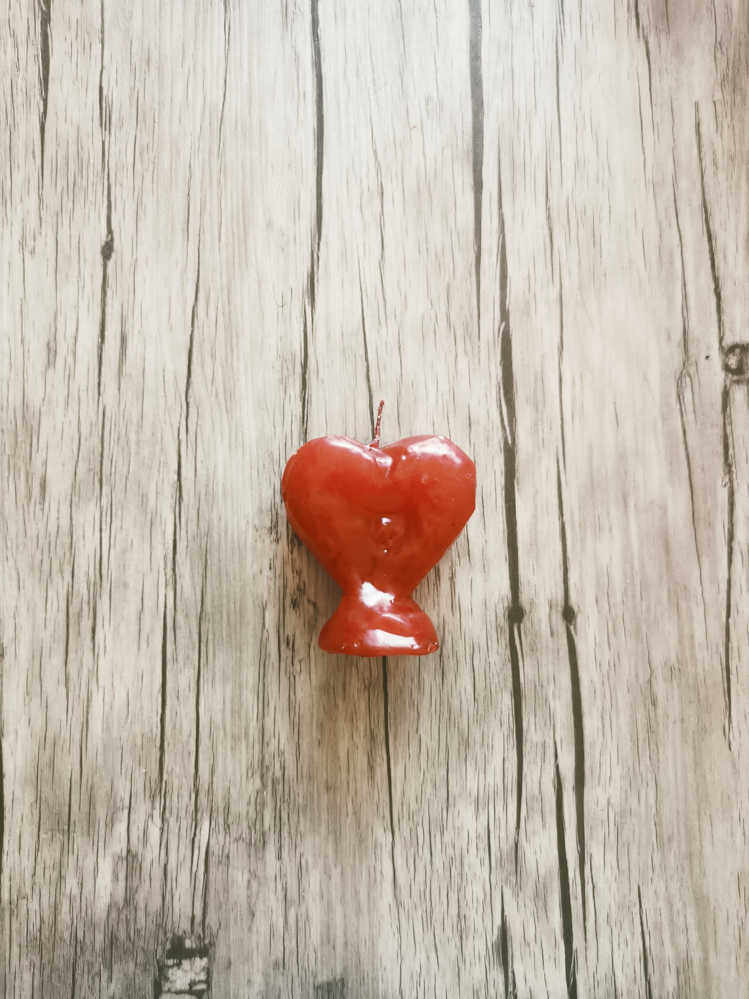 Vela Corazón