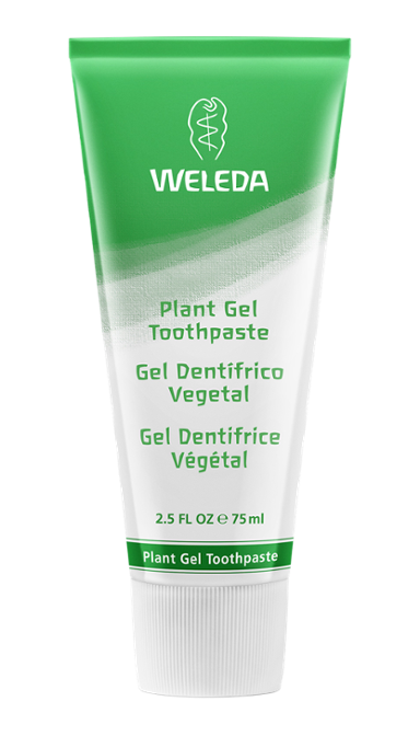 GEL DENTRIFICO VEGETAL - WELEDA