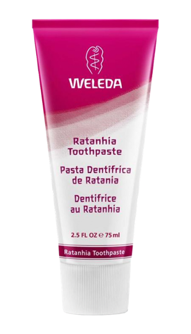 PASTA DENTRIFICA RATANIA - WELEDA