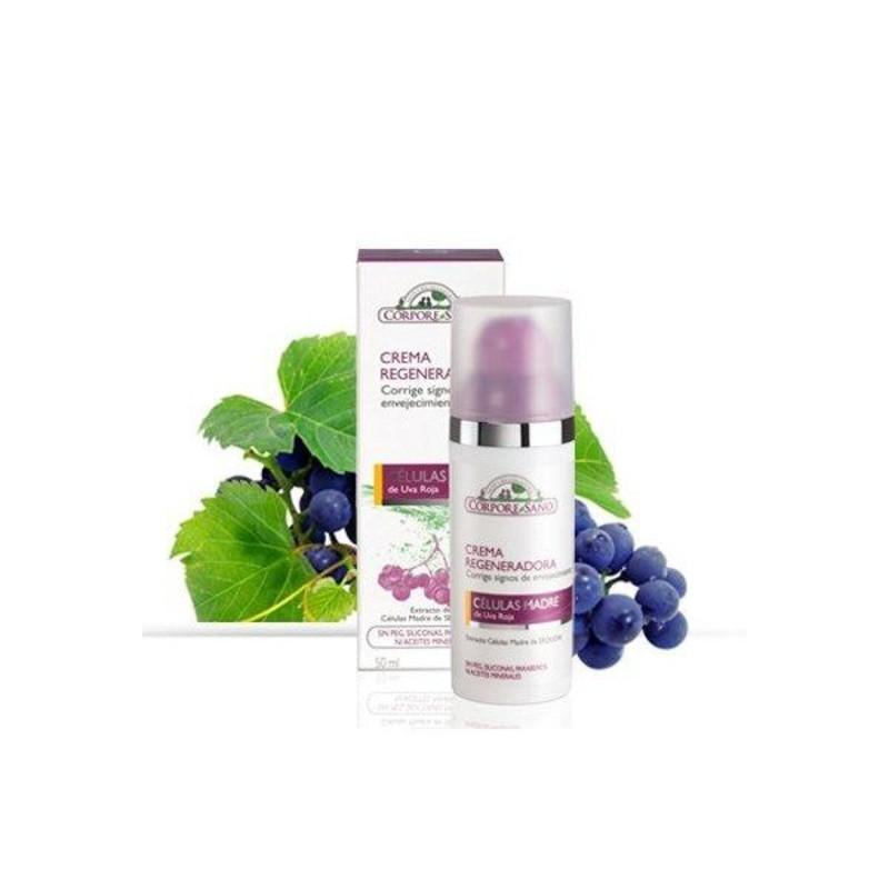 Crema Facial Celulas Madres (Regeneradora) 55 ML