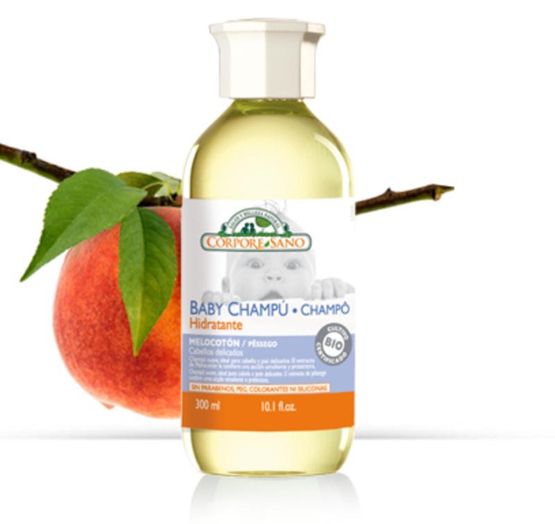 Shampoo Melocoton Baby 300 ML