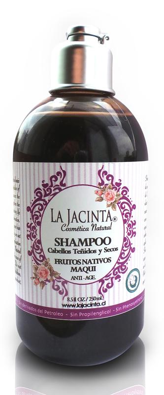 Shampoo Maqui 250 ml