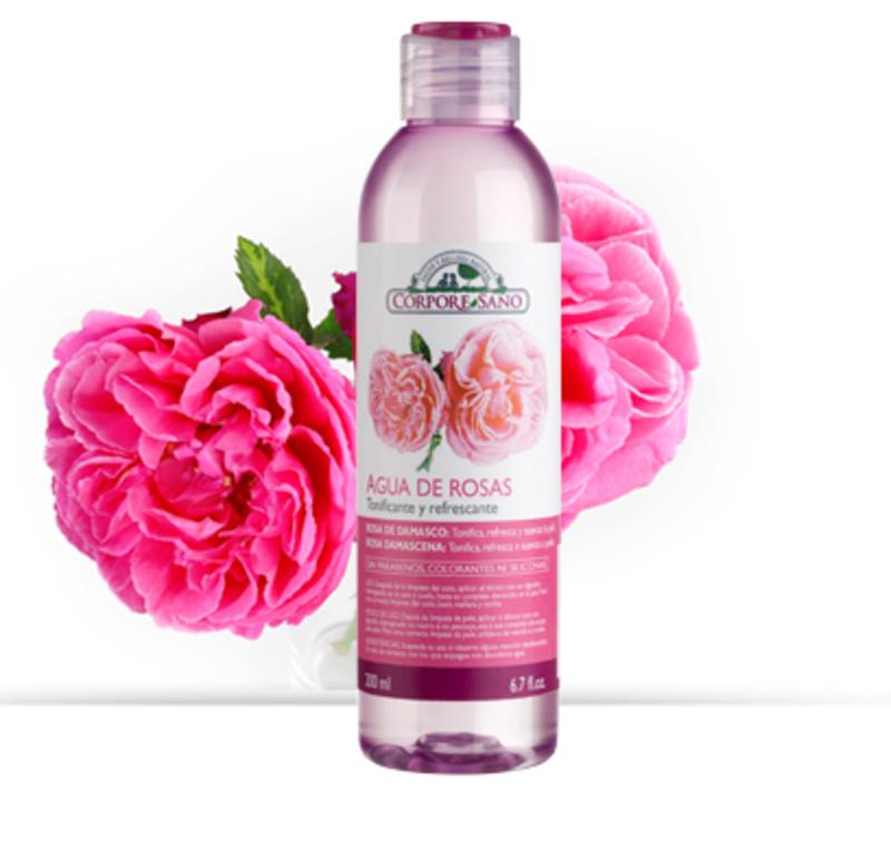 Agua de Rosas 200 ml