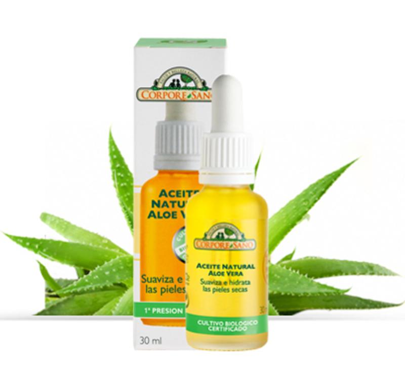 Aceite Facial Aloe Vera 30 ML