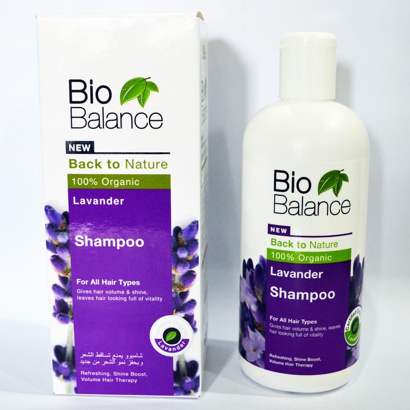 Shampoo Lavanda 330 ML