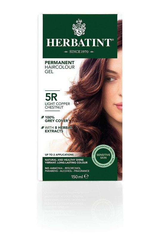 Tintura Permanente 5R 150 ML