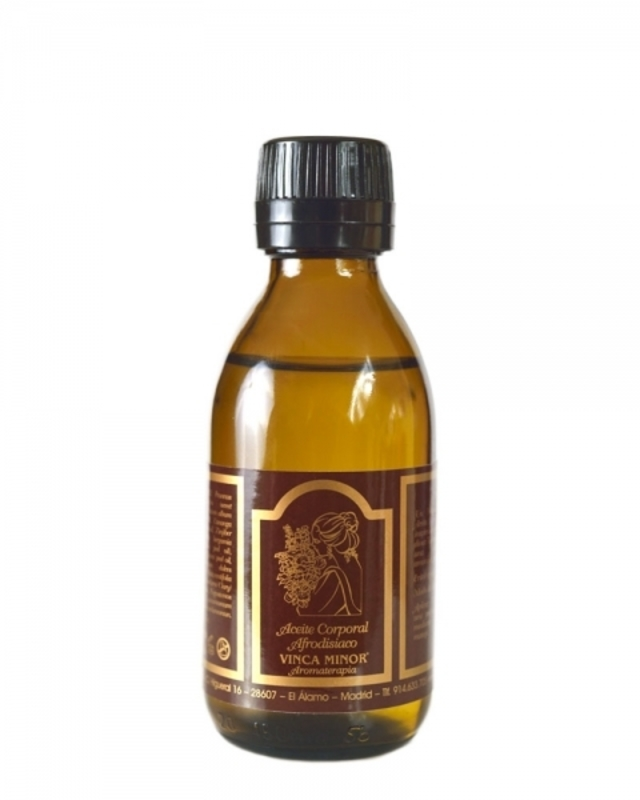 Aceite Corporal Afrodisiaco ó Sensualite 150 ml