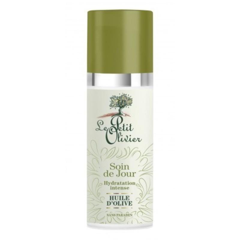 Crema de Dia Aloe Vera y Oliva 50 ml