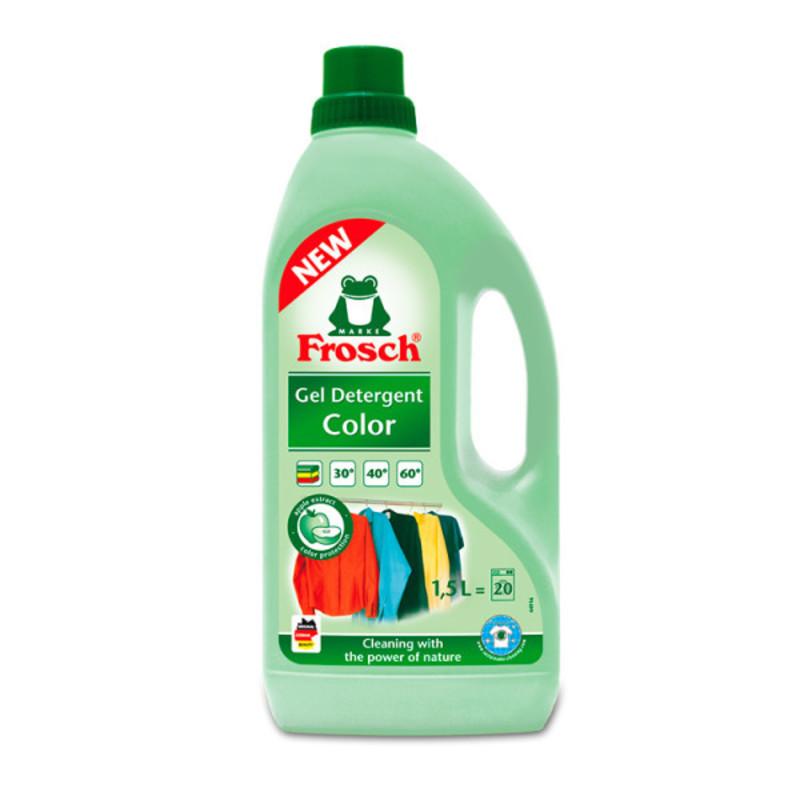 Detergente Liquido Color Manzana 1,5 l