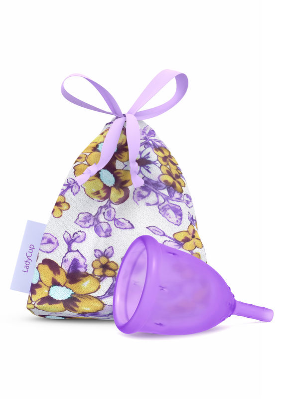 Copa menstrual Touch of Lavender S