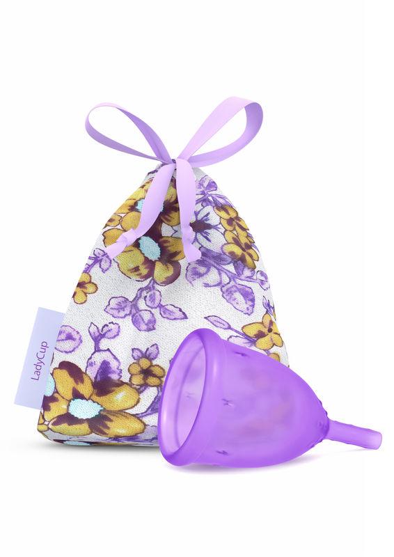 Copa menstrual Lila L