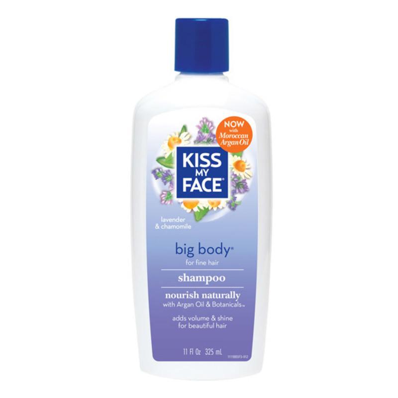 Shampoo Big Body 325 ml