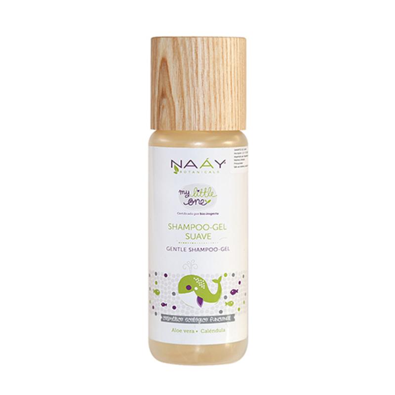 Shampoo Bebe Aloe & Calendula 200 ml