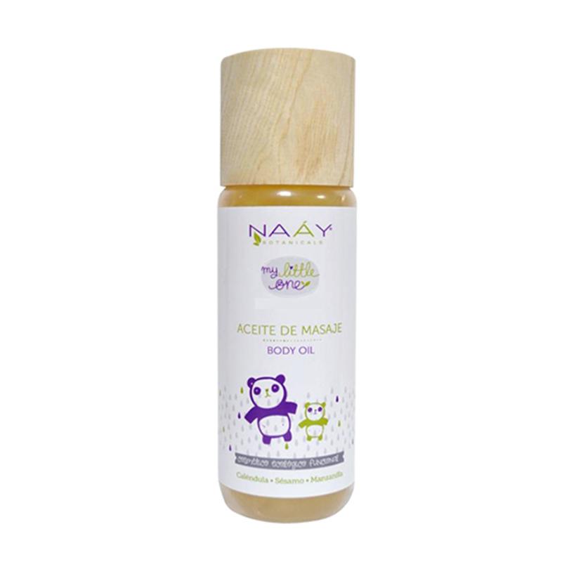 Aceite Bebe Sesamo & Calendula 200 ml