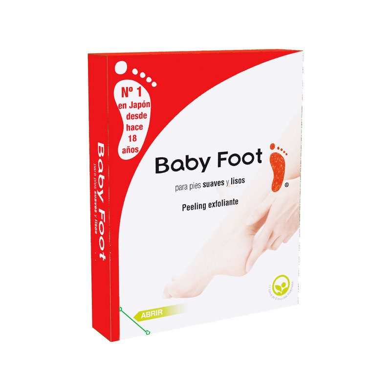 Baby Foot Exfoliante Natural para los Pies