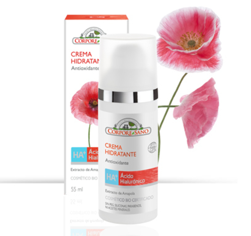 Crema Facial Hidratante Amapola 55 ML