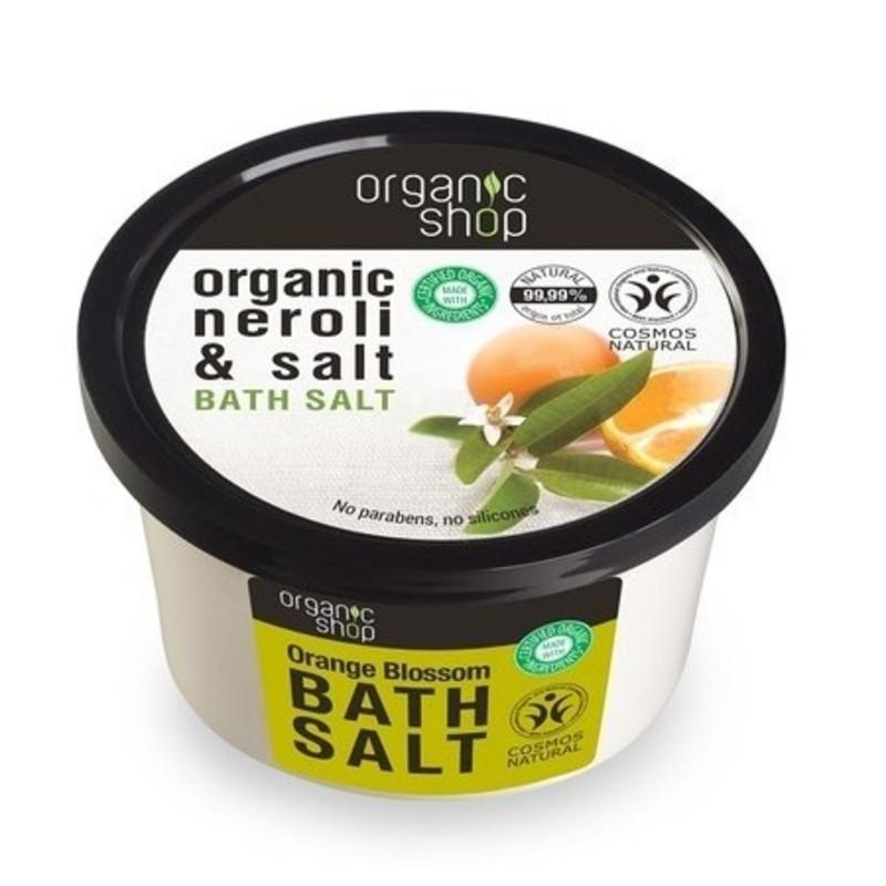 Sal Baño Naranja Hidratante 250 ml