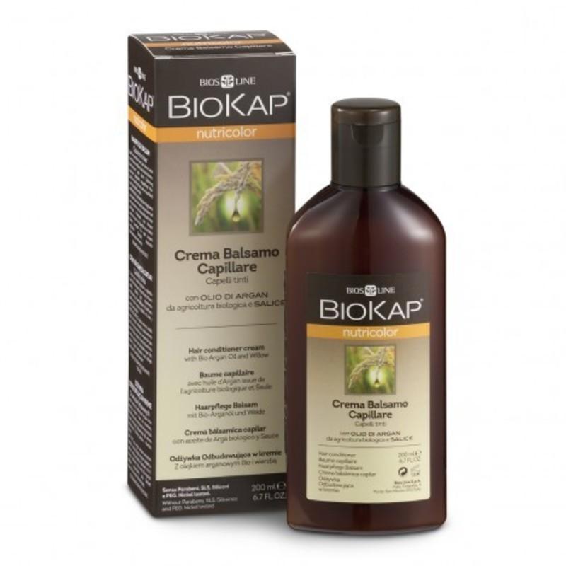 BIOKAP Nutricolor Acondicionador Dyed Hair 200 ml