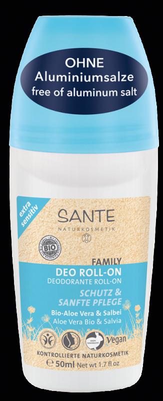 Desodorante Familias Roll On extra Sensible 50 ml