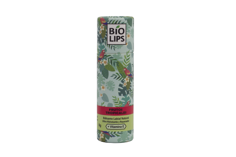 Balsamo labial frutos tropicales 8g