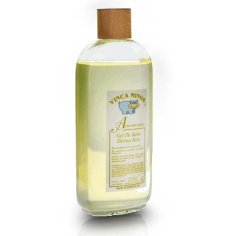 Gel de Ducha Natural Dermo Bebe 500 ml