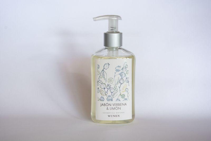 Jabon Liquido Verbena & Limon 250ml