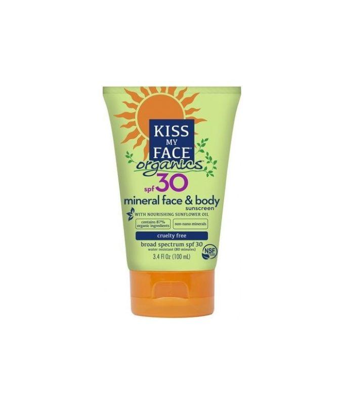 Bloqueador Solar 30spf 100 ml Kiss My Face