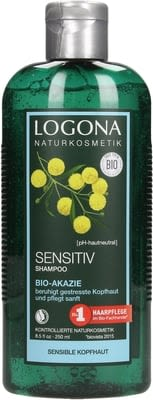 Shampoo Sensitive Bio Acacia 250 ml