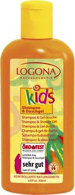 Shampoo y Gel de Ducha Bebé 200 ml