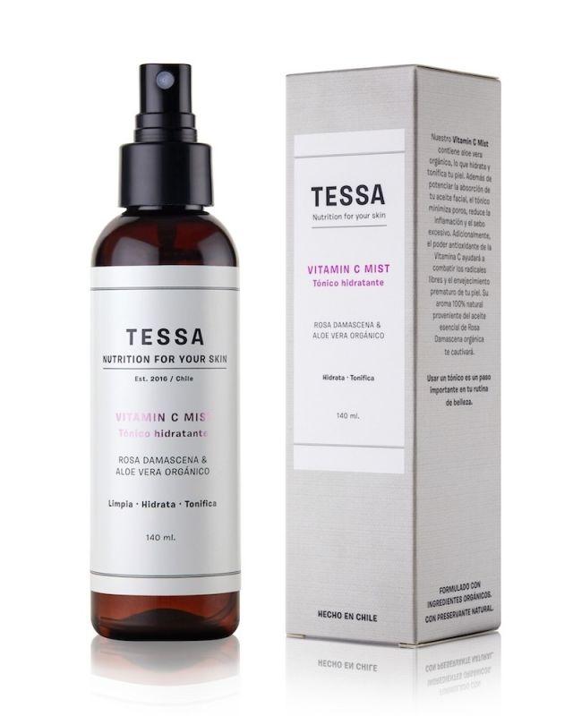 Tonico Facial Rosa Vitamina C 140 ml