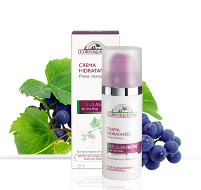 Crema Facial Celulas Madres (Mixta) 50 ML
