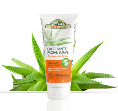 Exfoliante Facial Aloe Vera & Lima 100 ML
